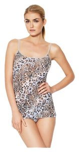 Hanky Panky Top Natural Ocelot, Animal Print