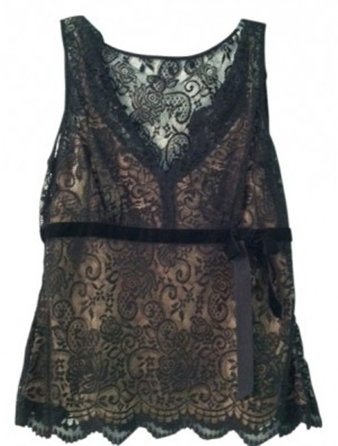 Preload https://item5.tradesy.com/images/ann-taylor-loft-black-lace-overlay-tank-with-velvet-ribbon-detail-night-out-top-size-10-m-16434-0-0.jpg?width=400&height=650
