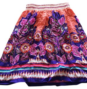 Anthropologie Colorful Summer Size 2 Skirt