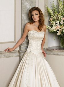 Sophia Tolli Style Y1826 Sleeveless Strapped Or Strapless Wedding Dress