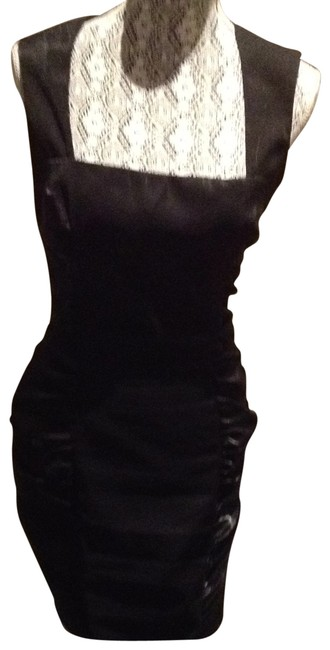 Preload https://item2.tradesy.com/images/arden-b-shiney-black-night-out-dress-size-8-m-164346-0-0.jpg?width=400&height=650