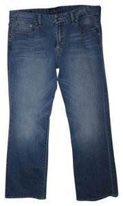 Lucky Brand Lucky Sweet Size 16 Boot Cut Jeans-Light Wash