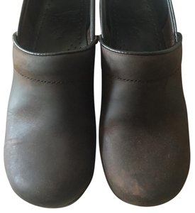 Dansko Brown Flats