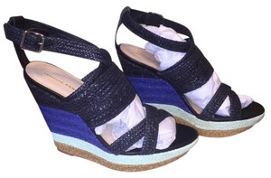 Loeffler Randall Blue/black Wedges