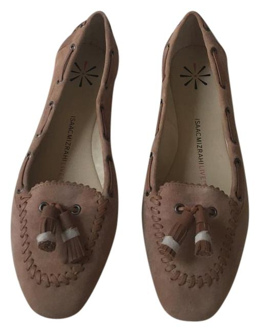 Item - Dusty Pink Loafers Flats Size US 7 Regular (M, B)