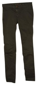 J Brand Skinny Pants West Point (Deep Brown)
