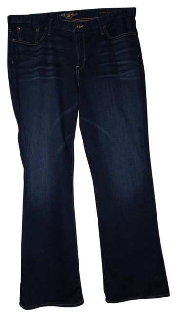 Preload https://img-static.tradesy.com/item/16435165/lucky-brand-blue-sweet-1633-31-inseam-worn-once-boot-cut-jeans-size-16-xl-plus-0x-0-1-650-650.jpg