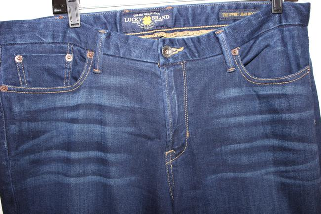 Lucky Brand Sweet Size 16 Boot Cut Jeans Image 2
