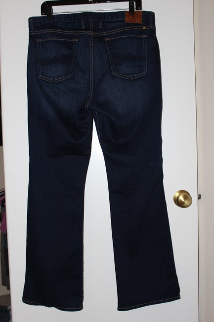 Lucky Brand Sweet Size 16 Boot Cut Jeans Image 3