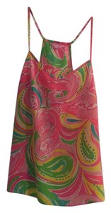 Lilly Pulitzer Top Neon multi
