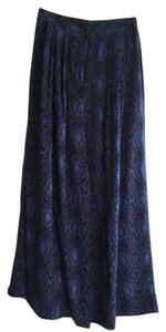 Jealous Tomato Wide Leg Pants Blue and Black