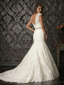 Allure Bridals 9010 Wedding Dress