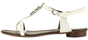 Fendi Off White Sandals