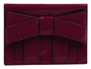 Zac Posen Shirley Bow Passport Case M159-84 B203