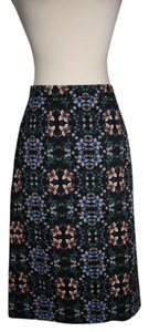 J.Crew Skirt Black Multi