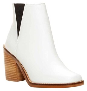 Shellys London White Boots