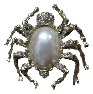 Kenneth Jay Lane Kenneth Jay Lane Spider Brooch