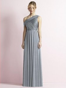 Jenny Yoo Platinum Gray Jy502 Dress