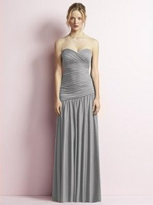 Jenny Yoo Quarry Gray Jy505 Dress