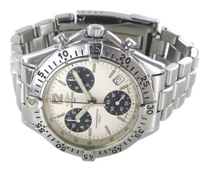 Breitling BREITLING COLT AEROMARINE A53035 WATCH CHRONO STAINLESS STEEL CHRONOGRAPH MEN