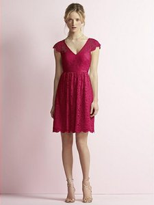 Jenny Yoo Spanish Red Jy509 Dress