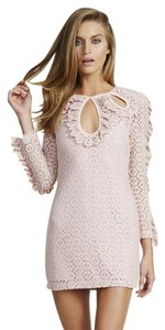 alice McCALL Crochet Ruffle Dress