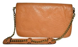 ABACO Made In France Lambskin Chain Messenger Baguette