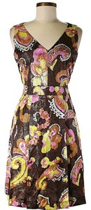 Tory Burch Silk Paisley Dress