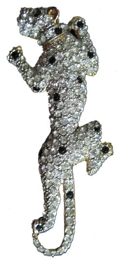 Preload https://item3.tradesy.com/images/kenneth-jay-lane-clear-crystal-and-black-leopard-brooch-1643917-0-0.jpg?width=440&height=440