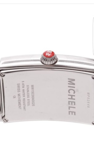 Michele Michele stainless steel milou park watch Image 1