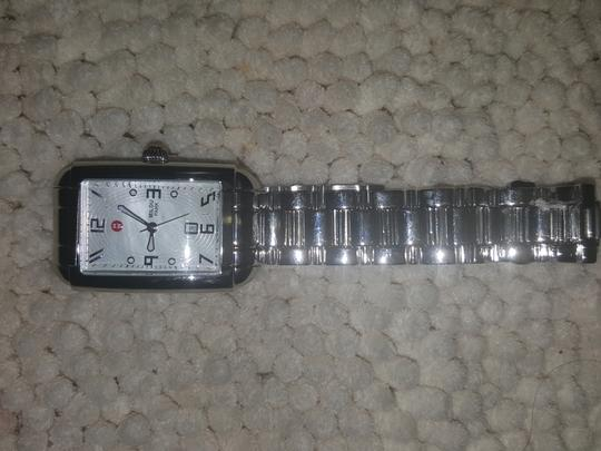 Michele Michele stainless steel milou park watch Image 2