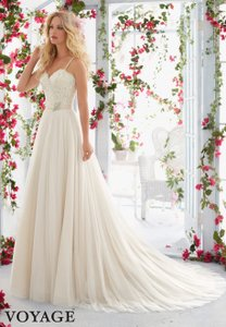 Mori Lee 6818 Wedding Dress