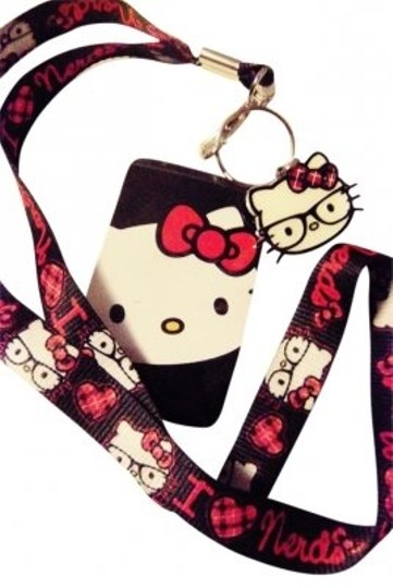 Preload https://item2.tradesy.com/images/hot-topic-hello-kitty-lanyard-and-keychain-i-love-nerds-164406-0-0.jpg?width=440&height=440