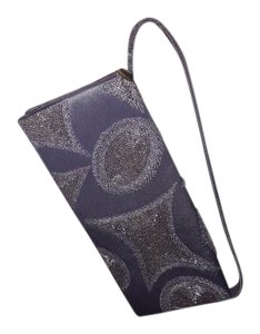 Bijoux Terner Grey Clutch