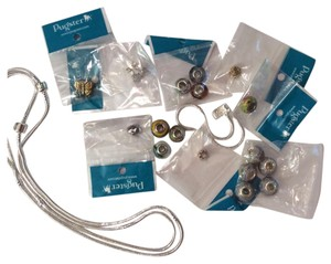 Pugster Pugster Charms w .925 Necklaces & Bracelet