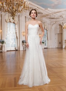 Justin Alexander 6349 Lillian West Wedding Dress