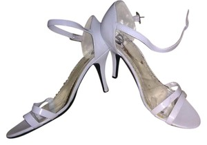 & Other Stories Heels Size10 Leather WHITE Pumps