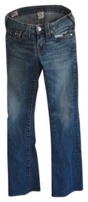 Preload https://img-static.tradesy.com/item/164420/true-religion-blue-light-wash-becky-boot-cut-jeans-size-27-4-s-0-0-650-650.jpg