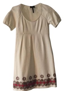 Laundry by Shelli Segal short dress Ivory on Tradesy