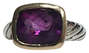 David Yurman David Yurman Amethyst Ring
