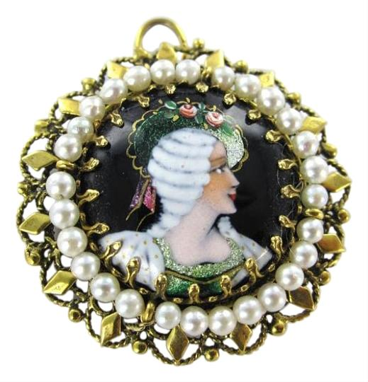 Preload https://img-static.tradesy.com/item/16444264/francesca-s-gold-14kt-yellow-pendant-french-victorian-seed-pearl-brooch-antique-collectible-0-1-540-540.jpg
