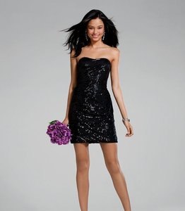 Alfred Angelo Black 7239 Dress