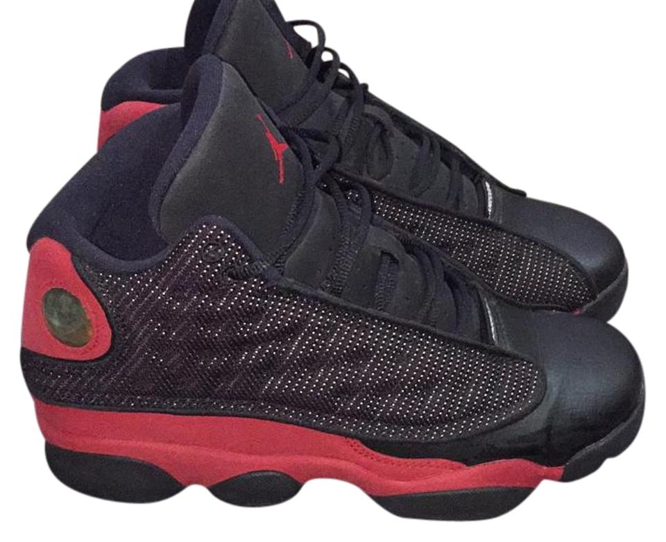 lady Air and Jordan Black/Red Sneakers Quality and Air quantity guaranteed 3ab689