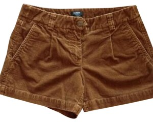 J.Crew Mini/Short Shorts Brown