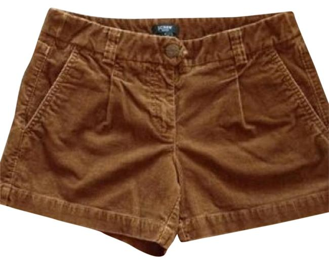 Item - Brown Corduroy Shorts Size 0 (XS, 25)
