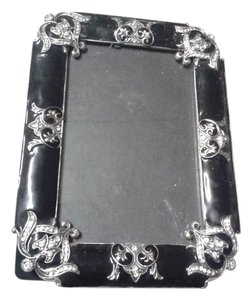 Swarovski Black Enamel with Swarovski Crystals 4