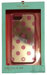 Kate Spade Kate Spade Le Pavillion Mirrored iPhone 5 Snap On Case
