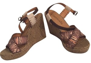 Coconuts Multi neutral Wedges