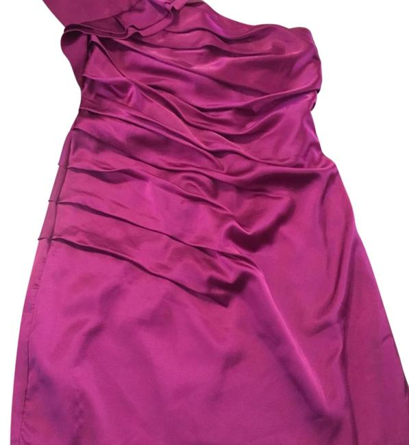 Preload https://img-static.tradesy.com/item/16446157/express-pink-purple-fuchsia-knee-length-cocktail-dress-size-6-s-0-1-650-650.jpg