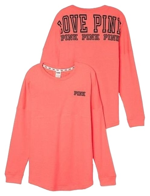 Item - Coral Pink Limited Edition Crew Oversized Xsmall Tunic Size 2 (XS)